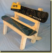 Exceptionnel Ski U0026 Snowboard Furniture Kits